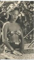 ILE PITCAIRN....Jeune Fille (très Belle) Triant Du Caf....dans Le Sillage De Bougainville...PHILATHELIE....PUBLICITE.... - Autres