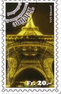 SUISSE PREPAID TELELINE TOUR EIFFEL TOWER PARIS 20FCH UT