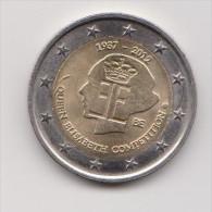 2.00 €  QUEEN ELISABETH COMPETITION  2012 - Bélgica