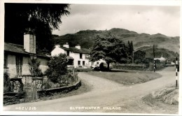 CUMBRIA - ELTERWATER VILLAGE RP Cu17 - Cumberland/ Westmorland