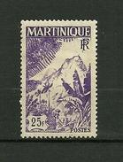 MARTINIQUE Série 1947    N°241  Série Courante   Neuf Avec Trace De Charnière - Unused Stamps