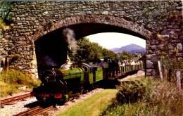 CUMBRIA - RAVENGLASS And ESKDALE RAILWAY RP Cu895 - Cumberland/ Westmorland