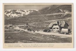 ANDORRE  ANDORRA  Cpa  V.Clav N° 54 Pf  FRONTIERE  FRANCO-ANDORRANA  AUTOS/CAMION - Andorra