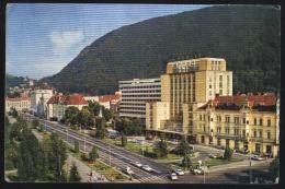 "Brasov-""Carpati"" hotel-used,perfect shape"