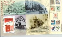 Hong Kong 1997 // BF N°10 Sur Les Timbres Classiques De Hong Kong // BF Neufs // Mnh - 1997-... Chinese Admnistrative Region