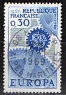 PIA - FRANCE ; 1967 :   EUROPA  (Yv 1521) - France