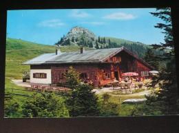 Tölzer Hütte, Brauneck,  Nicht Gelaufen - Lenggries