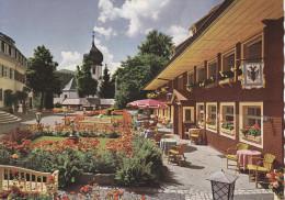 Ph-CPM Allemagne Hinterzarten (Bade Wurtemberg) Hotel Adler - Hinterzarten