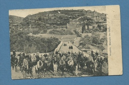 ISRAELE PALESTINA - JERUSALEM MONTAGNE DES OLIVES - 1926 - CARTOLINA VIAGGIATA - Israele