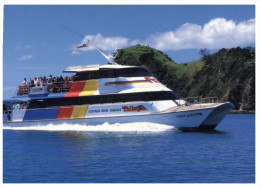(355) New Zealand - Bay Of Islands - Tiger Lily II Ship - New Zealand
