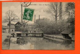 27 LOUVIERS : Quai De Bigards - Louviers