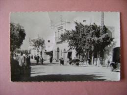 CPSM  AFRIQUE - TUNISIE- MOKNINE N°5 ENNADI - Túnez