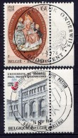 BELGIQUE - N° 1900/1901° - ENSEIGNEMENT - Used Stamps