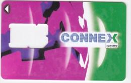 Romania  , Connex , GSM SIM Card ,  Used - Romania