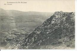 LIAUSSON ET LE PIC St-JEAN - France