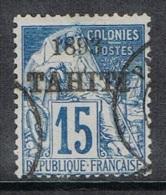 TAHITI N°24 - Used Stamps