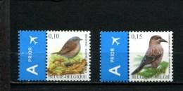 301657414 BELGIE POSTFRIS MINT NEVER HINGED POSTFRISCH EINWANDFREI OCB  3749 3750 - 1985-.. Birds (Buzin)