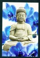 GERMANY  -  Buddha  Used Postcard As Scans - Buddhism