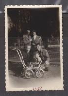 PHOTO ORIGINALE DE FAMILLE 1956  LANDEAU - Other