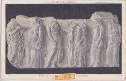 MUSÉE DU LOUVRE  Frise De La Façade Orientale Du Parthénon - Sculture