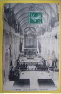 N445 75 PARIS LES INVALIDES LA CHAPELLE  1913 2 SCANS TIMBRES TAXE - Autres Monuments, édifices