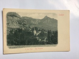 AK   SLOVAKIA   SZULYO        PRE-1904 - Slovakia