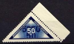 Böhmen Und Mähren 1939 Mi 52 ** [220215XI] - Besetzungen 1938-45
