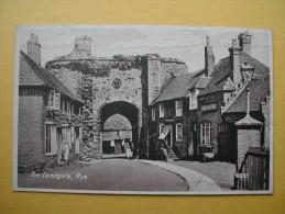 La Porte Du Landgate. - Rye
