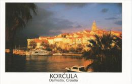 île De Korcula (Mer Adriatique)  Une Carte Postale Neuve - Croacia