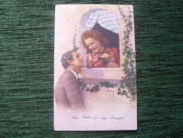 Couple - Une Rose Ou Un Baiser - Fantaisies