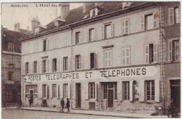 03 Moulins Hôtel Des Postes - Moulins
