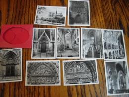 NOTRE DAME DE PARIS Carnet De 10 Vues - Notre Dame De Paris