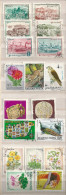 0606 Hungary 35 Different Stamps Used Lot 01 - Mezclas (max 999 Sellos)