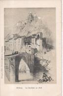 Sisteron - La Gardette En 1828 ( Clergue Edit. Librairie Moderne Sisteron ) - Sisteron