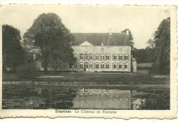 Emptinne Le Château De Fontaine - Hamois
