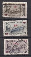 Belgique Colis Postaux 3 Différents - 1942-1951