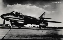 HUNTER MK 6. Foto Arthur Baur Oberhofen - 1946-....: Ere Moderne