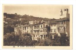 11911 - Alger Hôtel St George - Alger