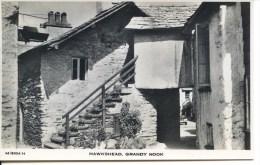 CUMBRIA - HAWKSHEAD - GRANDY NOOK RP Cu542 - Cumberland/ Westmorland