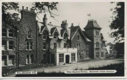 CUMBRIA - GRANGE OVER SANDS - THE GRAND HOTEL RP Cu629 - Cumberland/ Westmorland