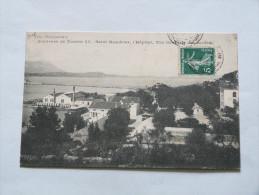 SAINT MANDRIER  L'HOPITAL  VUE GENERALE DES JARDINS - Saint-Mandrier-sur-Mer