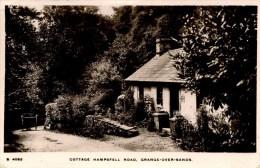 CUMBRIA - GRANGE OVER SANDS - COTTAGE, HAMPSFELL ROAD RP Cu169 - Cumberland/ Westmorland