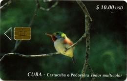 CUBA 60 Cartacuba 30.000ex. - Cuba