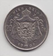 @Y@    Belgium Belgique Belgie , 20 Francs 1932, KM 102, (2881) - 11. 20 Francs & 4 Belgas