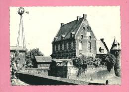 C.P.  Mouscron  : Le  Châtreau   Des Comtes - Mouscron - Möskrön
