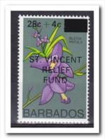 Barbados 1979, Postfris MNH, Flowers, Orchids - Barbados (1966-...)