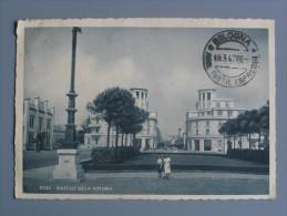 X1099)  Forlì -  Piazzale Della Vittoria - Forlì
