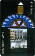 CUBA 145 Medio Punto 30.000ex. - Cuba