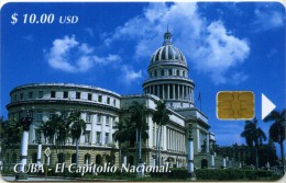 CUBA 147 El Capitolio Nacional 30.000ex - Cuba