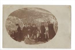 11939 - Léon Léwieff étudiant En Médecine  Et Ses Amis Du Côté De Wratza En Février 1913 Taxée Pour Lausanne Suisse - Bulgarie